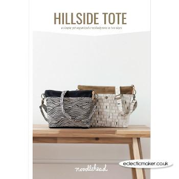 Noodlehead - Hillside Tote Pattern