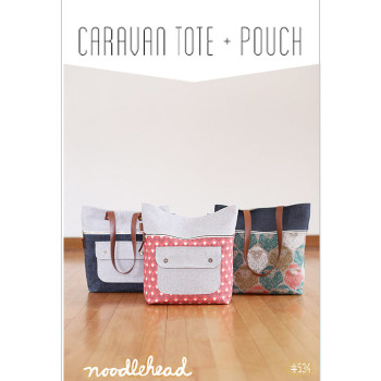 Noodlehead - Caravan Tote and Pouch Pattern