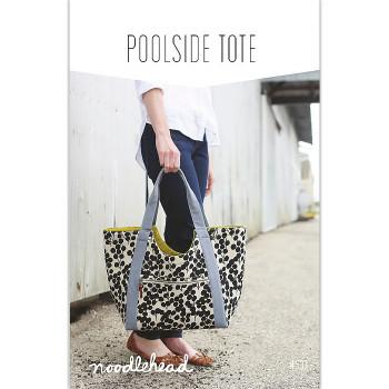 Noodlehead - Poolside Tote Pattern