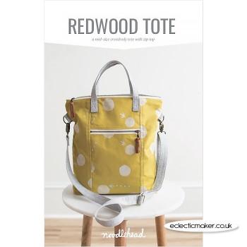 Noodlehead - Redwood Tote Pattern