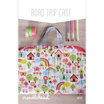 Noodlehead - Road Trip Case Pattern