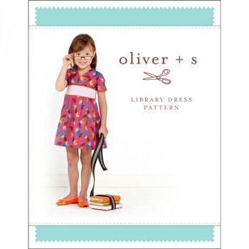 Oliver & S - Library Dress Sewing Pattern