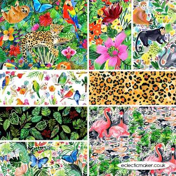 Dear Stella Fabrics - Paradise Found - Fabric Bundle