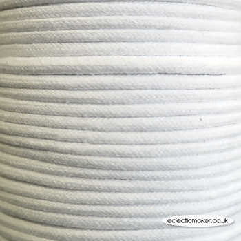 Piping Cord Cotton Braided - 5mm
