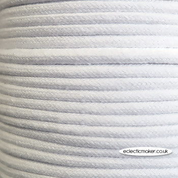 Piping Cord Cotton Braided - 8mm