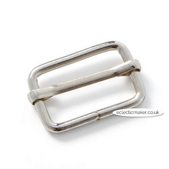 Prym Adjusting Buckle in Silver - 25mm