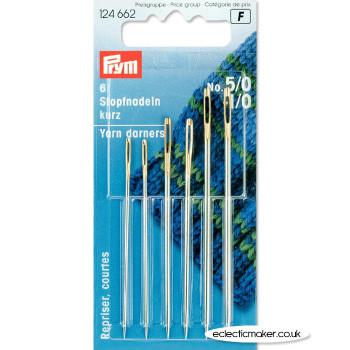 Prym Darning Needles - Assorted Sizes