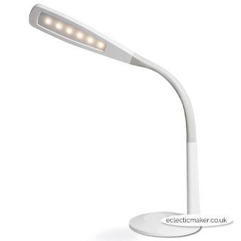 PURElite LED Quad Spectrum Desk Lamp