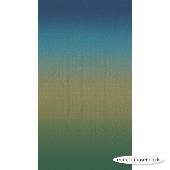 Riley Blake Fabrics - Gem Stones - Multi Peacock