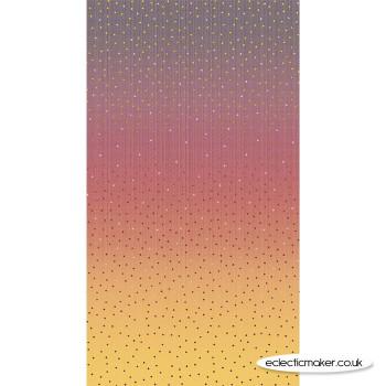 Riley Blake Fabrics - Gem Stones - Multi Red Hot