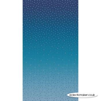 Riley Blake Fabrics - Gem Stones - Tonal Midnight Blue