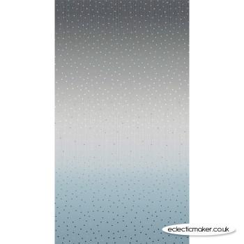 Riley Blake Fabrics - Gem Stones - Tonal Stone Blue