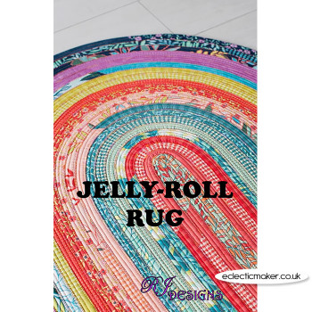 RJ Designs - Jelly Roll Rug Pattern