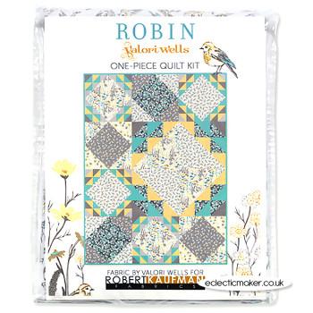 Robin Quilt Kit - Valori Wells - Robert Kaufman Fabrics