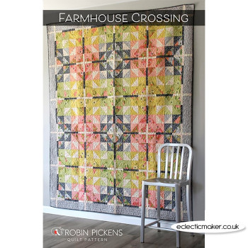 Robin Pickens - Farmhouse Crossing Quilt Pattern