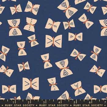 Ruby Star Society - Alma - Butterflies in Indigo