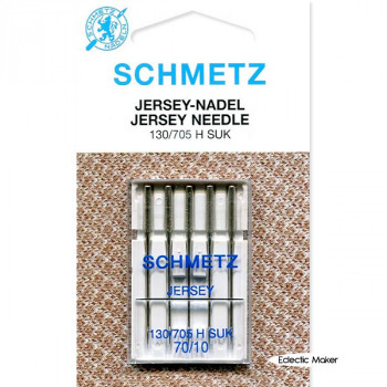 Schmetz Jersey Needles Size 70/10