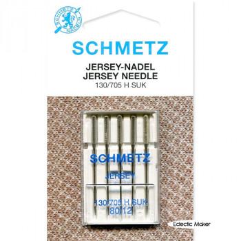 Schmetz Jersey Needles Size 80/12
