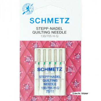 Schmetz Quilting Needles Size 75/11