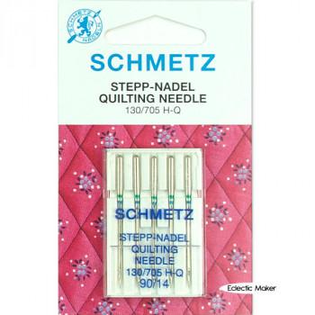 Schmetz Quilting Needles Size 90/14