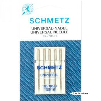 Schmetz Universal Needles Size 100/16