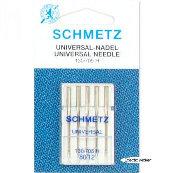 Schmetz Universal Needles Size 80/12