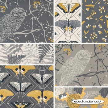 Moda Fabrics - Through the Woods - Fabric Bundle