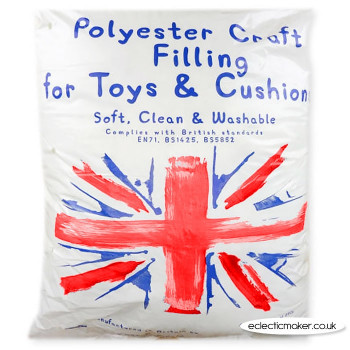 Toy Stuffing / Craft Filling Polyester 450g