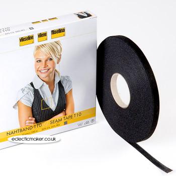 Vlieseline Seam Tape in Charcoal