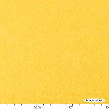 WoolFelt Felt in Mellow Yellow