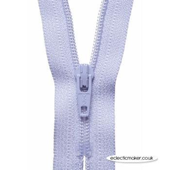 YKK Zipper Dress & Skirt in Iris