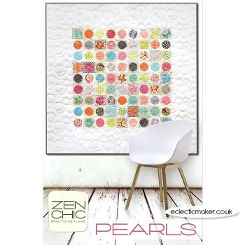 Zen Chic - Pearls Quilt Pattern