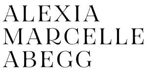 Alexia Abegg Logo