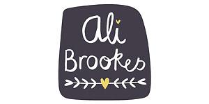 Ali Brookes Logo