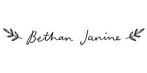 Bethan Janine Logo