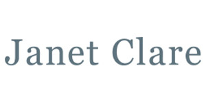 Janet Clare Logo