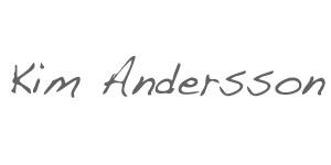 Kim Andersson Logo